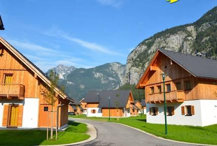 Chalet in Resort Obertraun