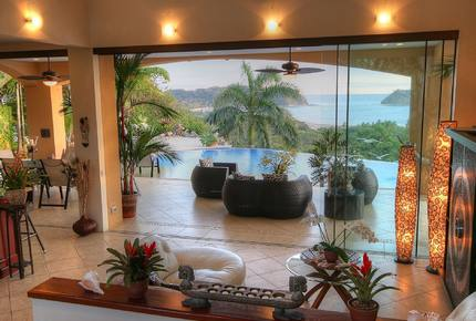 Luxury Ocean View Villa with 5 Star Personalized Service