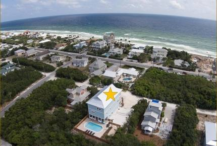'Sea it All' ~Seagrove Beach Villa