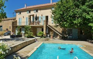 Farm house narbonne french holiday letting sunny days a year large pool terrace area 597 1413729 2400 1800
