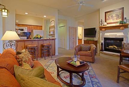 Hyatt Mountain Lodge, 2 Bedroom Villa