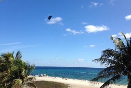 "Ocean Townhouse ""Three Palms"" - Pompano Beach, Florida"