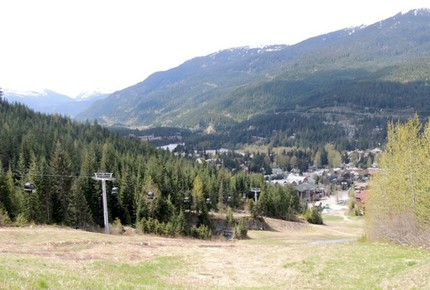 Slope Side Ski In/Out Chalet - Whistler, Canada