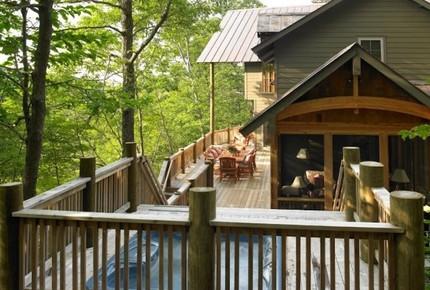 Luxury Mountain Home - Wintergreen, Virginia