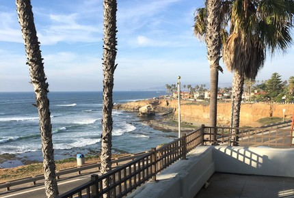 Sunset Cliffs - San Diego, California