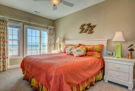 Villa By The Sea - North Topsail Beach, North Carolina