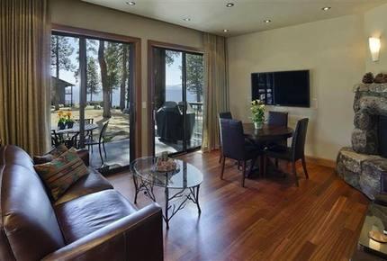 North Lake Tahoe Lakefront Villa - Kings Beach, California
