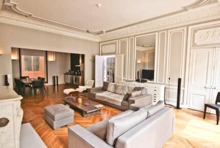 Perfect Parisian Apartment