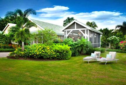 Palm Grove Estates at the Four Seasons Resort, Nevis, West Indies
