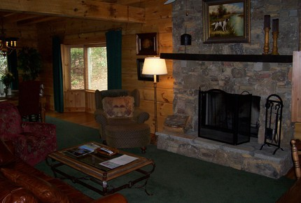 Luxury Log Home at the Mountain Club at Cashiers