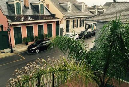 La Maison Be Glad in the French Quarter - New Orleans, Louisiana