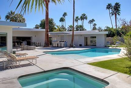 Palm Springs Modern Masterpiece
