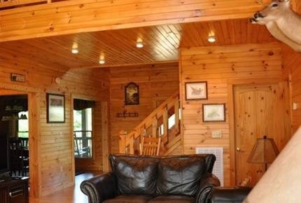 Mountain Lodge With Full Games Room!