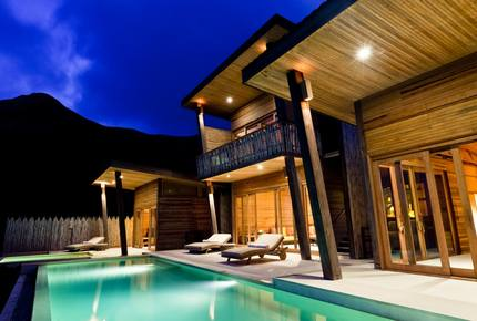 Vietnam Modern Residence with Ocean View & Beach Access at Six Senses Con Dao