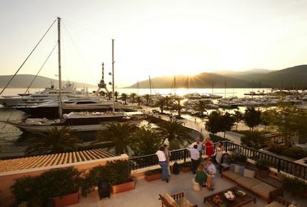 Porto Montenegro - Three-Bedroom Residence