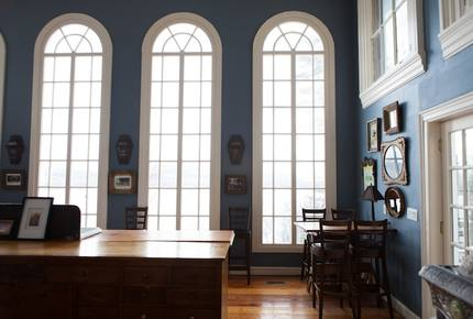 Hudson River Mansion - Catskill, New York