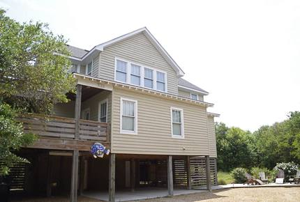 The Midas Touch Beach Villa - Outer Banks