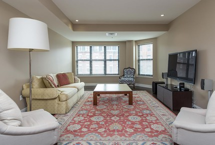 Heart of Back Bay, 3 Bedroom Residence - Boston, Massachusetts