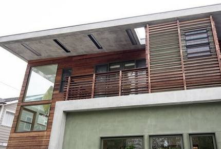 Santa Cruz Modern Oasis