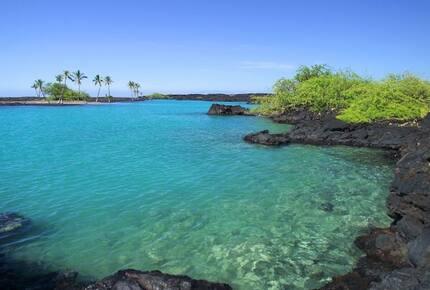 Big Island Hawaii Oceanfront Villa
