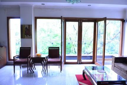 New Delhi Luxury Villa