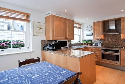 London Flat Behind Harrods - LONDON, United Kingdom
