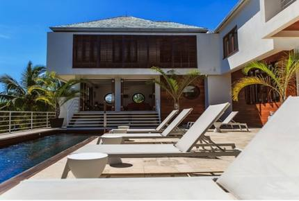Cocosan Villa - San San, Port Antonio, Jamaica